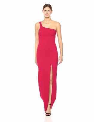 LIKELY Women's Camden one Shoulder Gown