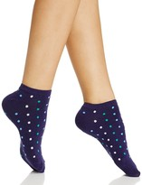 Kate Spade Multi Dot No-Show Socks