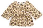 Peek Cristina Tiered Top (Toddler Girls, Little Girls & Big Girls)