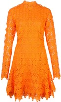 Jonathan Simkhai guipure lace short dress