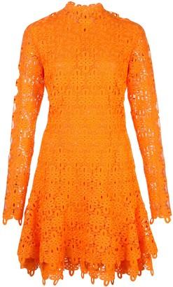 Jonathan Simkhai guipure lace short dress