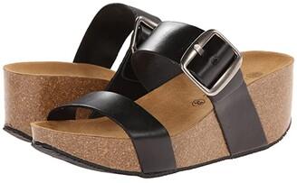 Eric Michael Izzy (Black) Women's Shoes