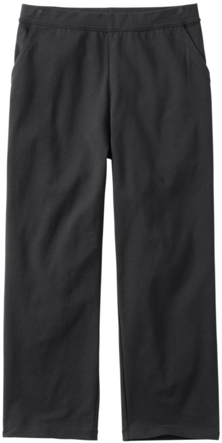 L.L. Bean L.L.Bean Women's Perfect Fit Pants, Cropped