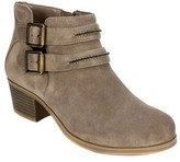 White Mountain Women's Utterly Ankle Bootie