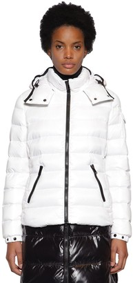 Moncler BADY LAQUE NYLON DOWN JACKET