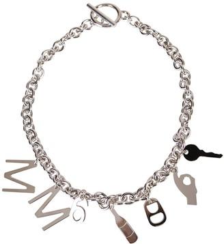 MM6 MAISON MARGIELA Logo Charms Necklace