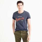 J.Crew Ebbets Field Flannels® for Brooklyn Bushwicks T-shirt