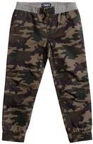 Chaps Camo Jogger Pants