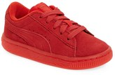 Puma Suede Iced Sneaker (Baby, Toddler, & Little Kid)