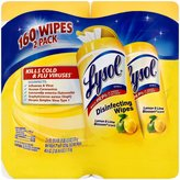 Lysol Disinfecting Wipes Value Pack