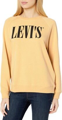 Levi's Women's Relaxed Graphic Sweatshirts