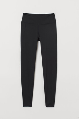H&M Sports tights Shaping Waist