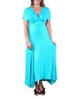 24/7 Comfort Apparel 24-7 COMFORT APPAREL Empire Waist Dress-Maternity