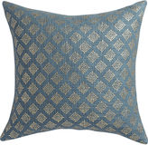 "CB2 Gilda 23"" Pillow With Feather-Down Insert"