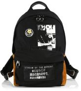 McQ Classic Graphic Backpack