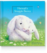 Toddler 'My Snuggle Bunny' Personalized Book