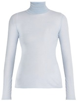 GABRIELA HEARST Walter cashmere and silk-blend roll-neck sweater