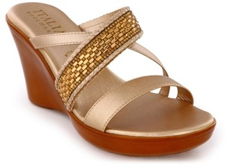 Italian Shoemakers Aubrie Wedge Sandal