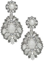 Marchesa Drama Drop Earrings