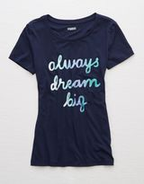 American Eagle Aerie Real Soft® Graphic Tee