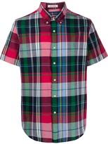 Polo Ralph Lauren button-down check shirt