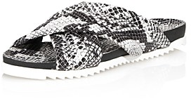Charles David Women's Lye Crossband Slide Sandals