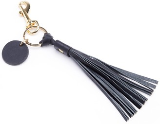 Royce Leather Royce New York Leather Tassel Key Fob