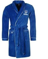 Team Mens Portsmouth Dressing Gown Warm Robe Towelling