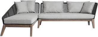 Modloft Netta Sectional Left-Facing Sofa