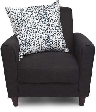 Made In Usa 24x24 Linen Look Pillow