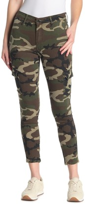 Black Orchid Camille Camo Skinny Pants
