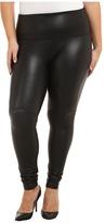 Lysse Plus Size Vegan Leather Legging