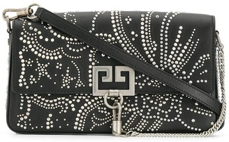 Givenchy Studded Chain Clutch