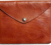 Ralph Lauren Concho Leather Tech Case