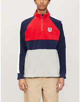 Polo Ralph Lauren Logo-print fleece sweatshirt