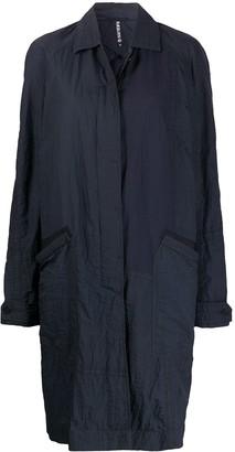 Raeburn Parasuit crinkled coat