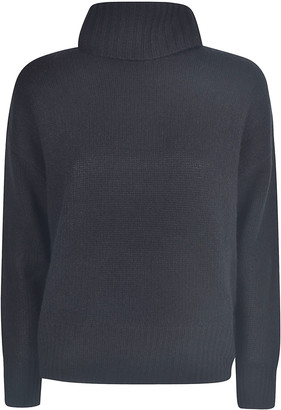 360 Sweater Turtleneck Ribbed Sweater
