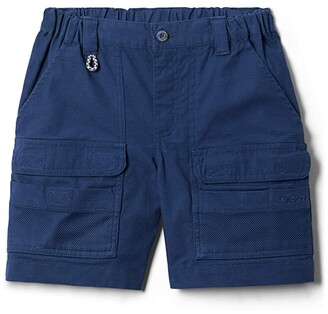 Columbia Kids Half Moontm II Shorts (Little Kids/Big Kids) (Carbon) Boy's Shorts