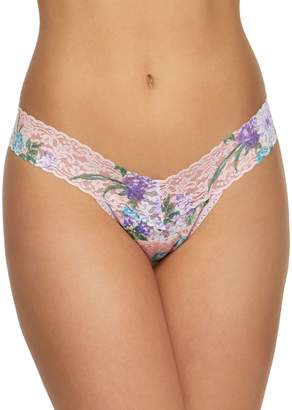 Hanky Panky Ashley Floral Thong