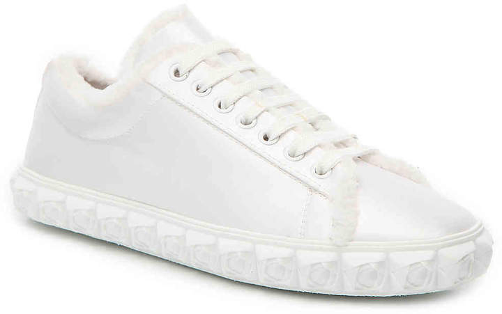 Stuart Weitzman Luxury Fringiec Sneaker - Women's