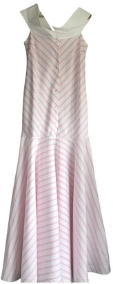 Sara Roka Pink Dress for Women