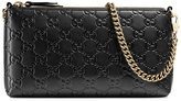 Gucci Signature wrist wallet