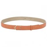 Chloé Orange Exotic leathers Belt