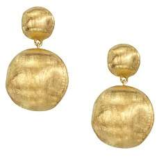 "Marco Bicego Africa Collection"" 18K Yellow Gold Bead Drop Earrings"