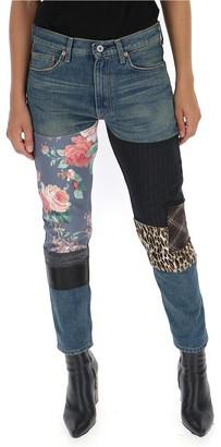 Junya Watanabe Patchwork Jeans