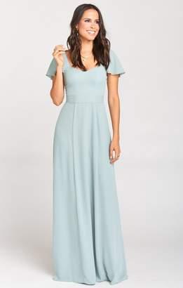 Show Me Your Mumu Marie Sweetheart Maxi Dress