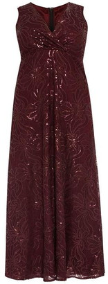 Studio 8 Hope Sequin Maxi Dress