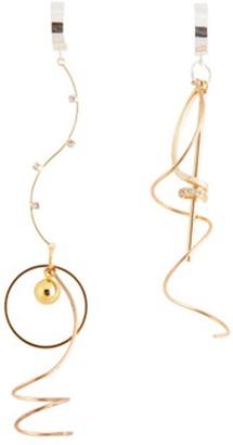 Mounser Spiral Earrings