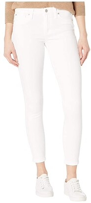 Joe's Jeans Icon Ankle Jeans in White (White) Women's Jeans