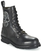 New Rock TEODEL Black